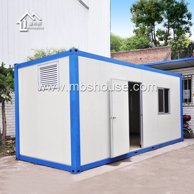 High quality new style modular movable easy essambly flat pack container hosue