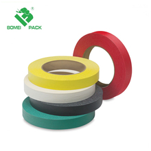 Hs Custom Masking Crepe Paper Tape Textured Paper Tape Adhesive Tape