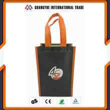 Guangyue Custom Printed Eco Design Non Woven Reusable Shopping Bag