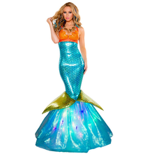 Wholesale ACGC Party Cheap high quality Mermaid Costume