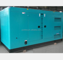HOT SALE brand turbocharged engine 400KW 500kva diesel generator price