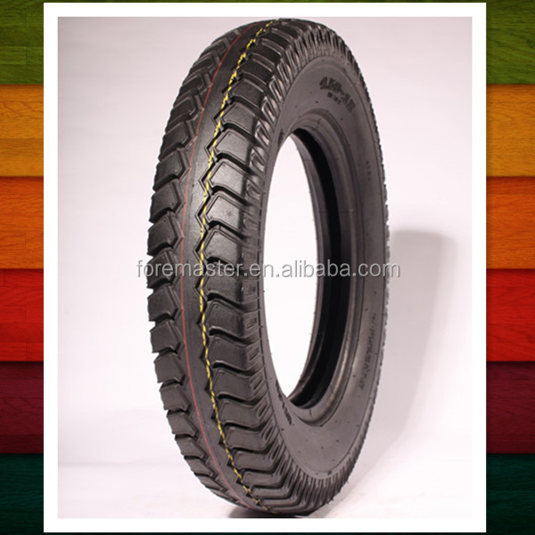 China motorcycle tyre factory 4.50-12