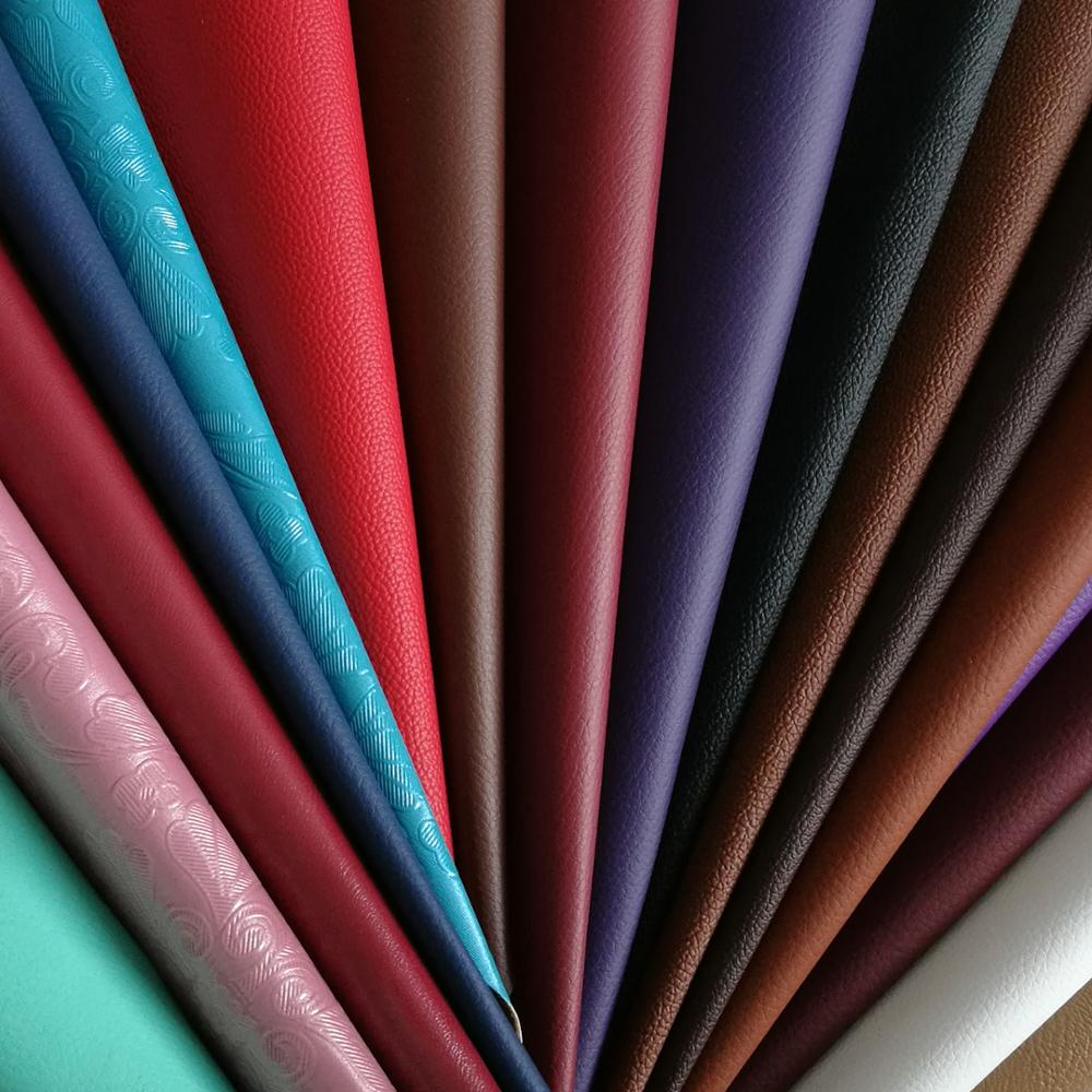 High quality durable synthetic PVC leather