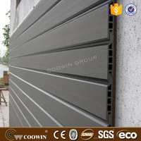 container house wpc wall siding anti-cracking wpc wall panel