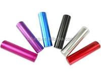 Fast Charge RoHS Power Bank with Lipstick Tube Design