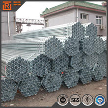"1 1/4"" greenhouse galvanized steel pipe 2 inch galvanized pipe for greenhouse"