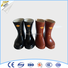 New Style Popular Leather Safety Buffalo Leather Engineering Work Shoe