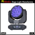 High power brand new 91*3w RGBWA zoom led moving head wash light