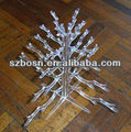 Clear transparent acrylic christmas tree;Christmas decoration;Christmas gift;Party supplies;