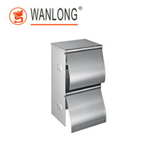 High quality Wall Mounted vertival SUS 304 Stainless Steel toilet paper towel holder Roll Tissue holder Bathroom Accessories