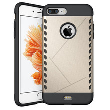 Free Sample Shockproof Armor Protective Phone Case for Apple iphone 7 Plus