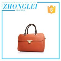 Make To Order Factory Price Cosmetic Handbag Of Pu Material