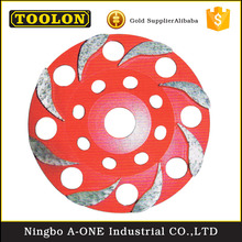 Factory Direct Sales Excellent Material Diamond V-Shape Grinding Wheel