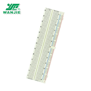 630 Tie-Point Integrated Circuit Solderless Breadboard(BB-102-3)