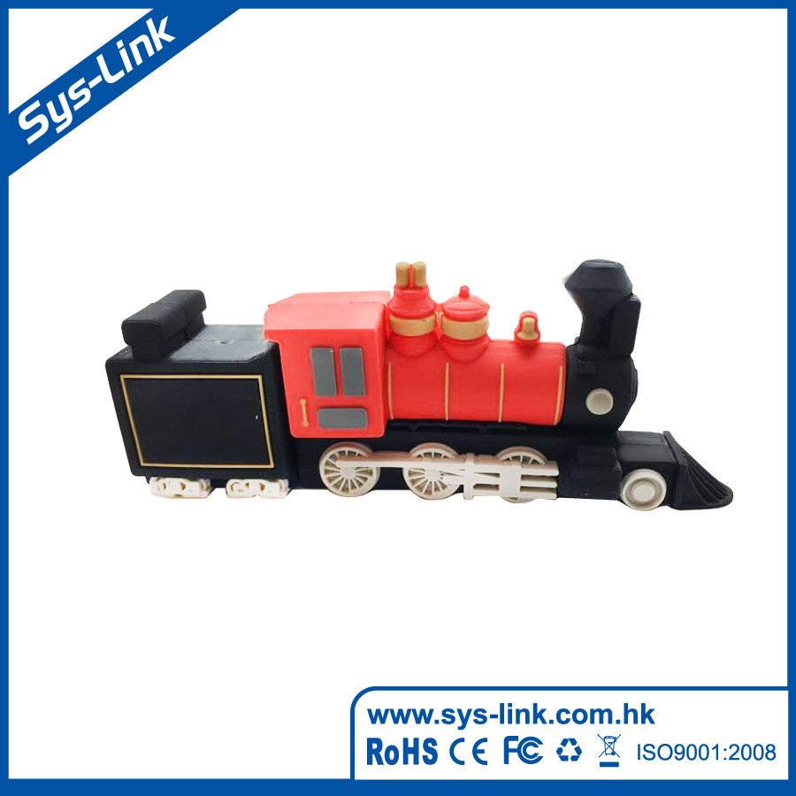Wholesale Good quality branded truck shape usb flash drives, USB Memory Stick