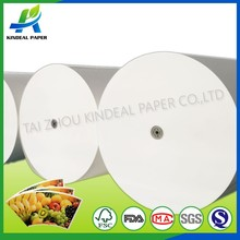 Hot selling raw material for making paper plates/paper bowl/paper cup