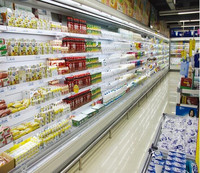 energy saving supermarket refrigeration equipment factory supply directly