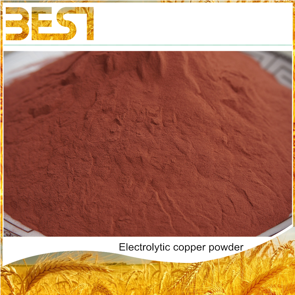 Best05E Metallic Paint Powder High Quality Copper Powder For Sale electrolytic copper powder