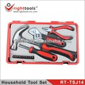 RIGHT TOOLS NEW SET RT-JTSJ14 14 PCS HOUSEHOLD TOOL SET
