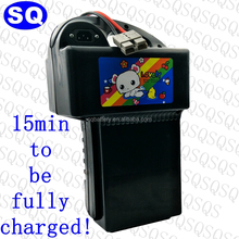 High capacity rapid charging long life LTo E-bike battery pack 18650 23680 battery for electric bike