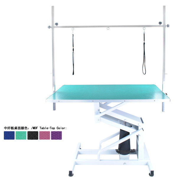 Super Durable Strong Hydraulic Pet Dog Grooming Table with Adjusted Arm N-201