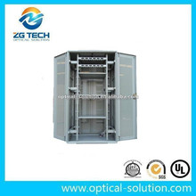 19 inch floor standing server cabinet for telecom equipments and network