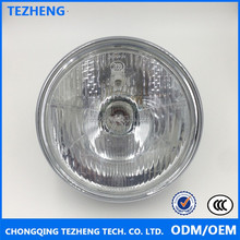 Hot selling! motorcycle parts 4S 25w Hi/ low beam headlight led motorcycle headlight, motocycle led