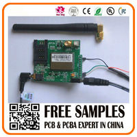 Wireless router gps pcb module