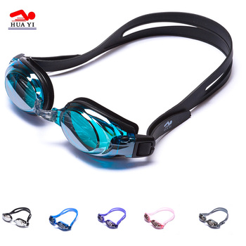High quality prescription swimming googles for adult,swim goggles with degree