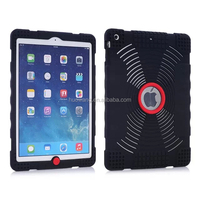 Newly Thermal Dissipation Silicone Case For Apple ipad Air Cover
