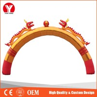 Inflatable arch, outdoor cheap inflatable arch with low price