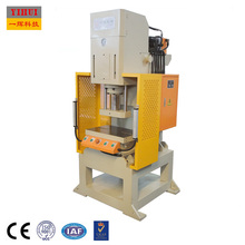 durable c frame 5 ton manual hand punch press machine