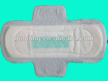 lady disposable sanitary napkin, sanitary pad