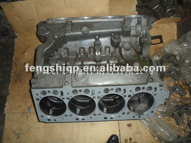 Mercedes Benz Truck Engine Spare Part Cylinder Block OM442LA