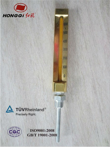 Temperature Instruments with glass tube