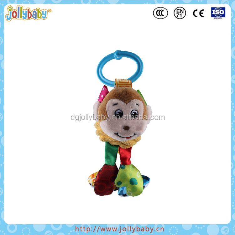 Jollybaby 2016 Newest Cute Stuffed Baby Plush Hanging Animals Toy