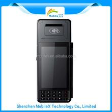 EMV Certificated POS Terminal with android OS,barcode scanner,4G POS(VPOS3385)