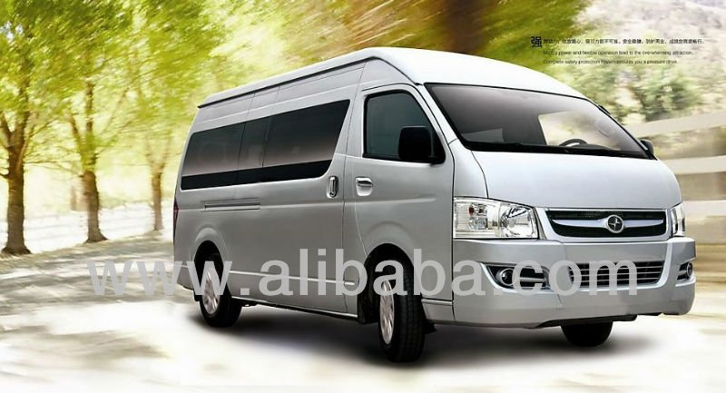 2014 New Model Commercial Van 4.84M 9 Seats contact hansonshi@yeah.net