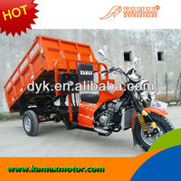 Economic Water Cooled Popular 250cc 3 wheel Tricycle