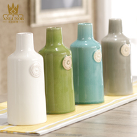 Best Selling Products Modern Glaze Porcelain Vase Flower For Home Decoration Chaozhou Ceramic