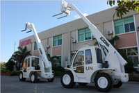 SOCMA manufacturer best price 2.5 ton for sale telescopic loader