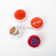 Led flashing Yoyo/Jojo with different led light best for promotion with customised logos