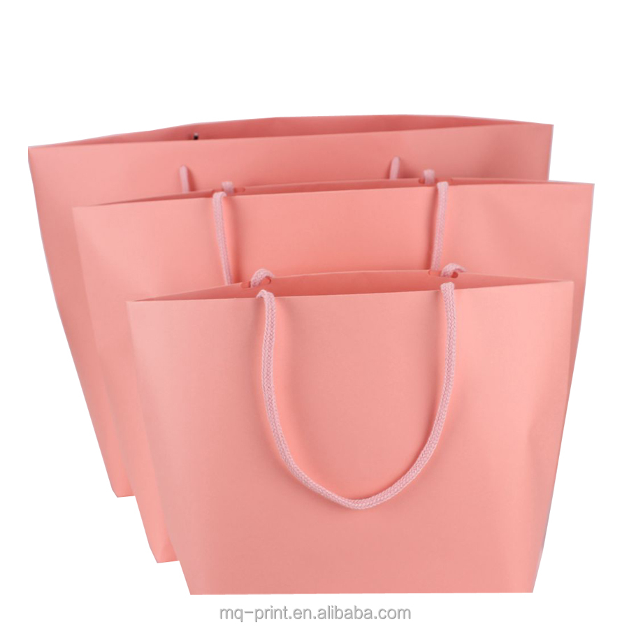 Competitive price environmental shopping guess paper bag