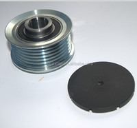 Alternator clutch Pulley