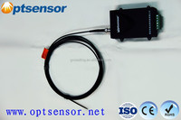 Single channel Fluorescence optical fiber temperature instrument