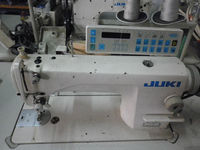 used JUKI 8700 sewing machine with computer