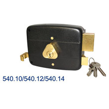 high security semi trailer door locks ROOT-LOCK