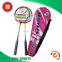 Wholesale China Market plastic top brands of badminton rackets
