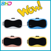 NEW DESIGN ! high quality vr box 2 3d glasses headset for hot sex video player