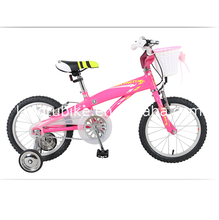 Cheap price Best Selling children bike with training wheels